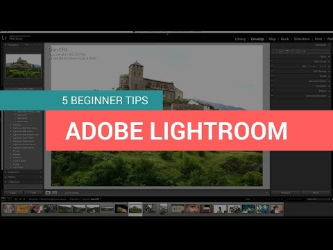 5 Beginner Tips For Editing Photos In Lightroom Mp3