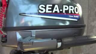 Sea pro 5 4 такта