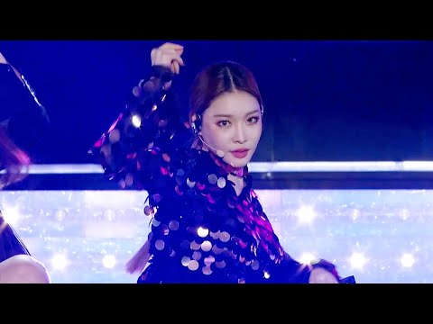 Chungha - Snapping [SBS Super Concert in Incheon Ep 1]