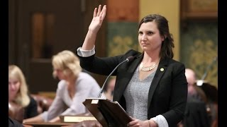 Rep. Kristy Pagan Offers Real Alternative Budget Amendment