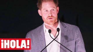 El discurso completo: 'Quiero que escuchen mi verdad' El príncipe Harry rompe su silencio