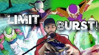 LIMIT BURST!! LEGENDARY BOX OF BATTLES! Dragon Ball Xenoverse 2