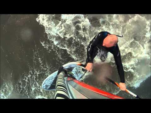 Patrik Wave 85 windsurf board review