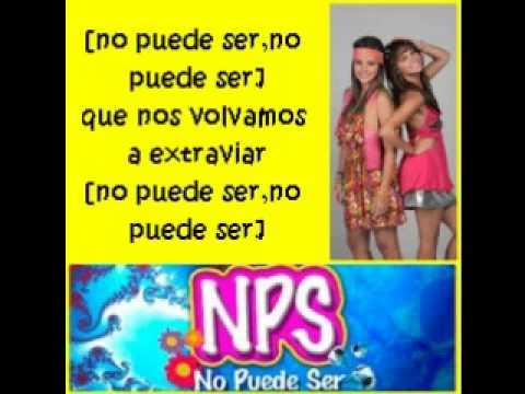 no puede ser - sheryl!! in spagnolo!