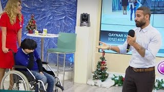 Bize danis 2 yanvar 2017 Xezer tv - Bizə danış 02.01.2017