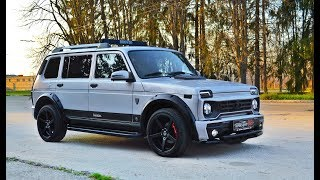 Тюнинг Нива Бронто за 1 500 000 рублей