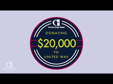 UNITED WAY DONATION