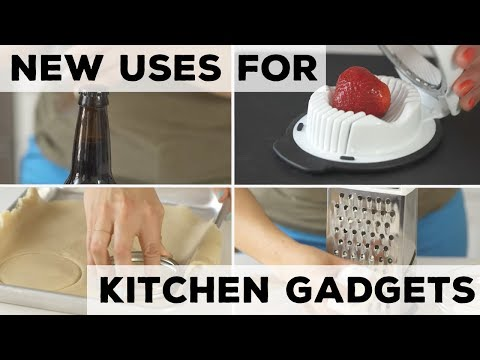 6 Brilliant Uses for One-Trick Pony Gadgets | Food Network