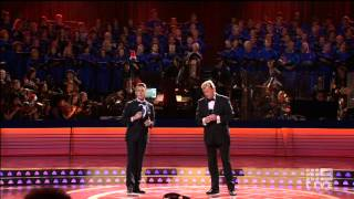 Denis Walter, Harrison Craig - Do You Hear What I Hear - Carols by Candlelight 2014