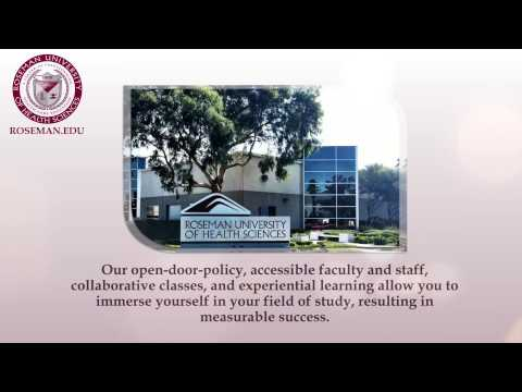 Roseman University |Using Advanced Research Equipment