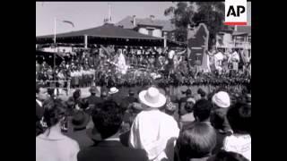MADAGASCAR FIRST INDEPENDENCE CELEBRATION - NO SOUND