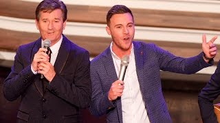 The biggest names in Irish country music perform