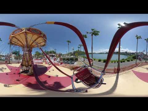 VRで遊具体験!まわっタワ~編【浜名湖パルパル】