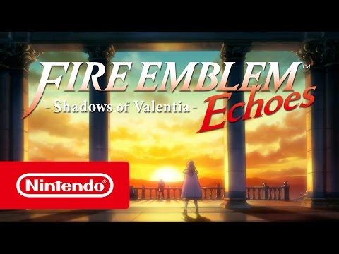 Видео № 1 из игры Fire Emblem Echoes: Shadows of Valentia - Limited Edition [3DS]