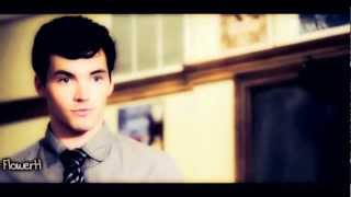 Spencer / Ezra ; In my hands.