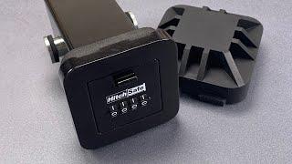 [1033] Trailer Hitch Locking Key Box Opened FAST (HitchSafe)