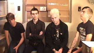 Anti-Flag  (interview) (Death of a Nation, DVD-bonus)