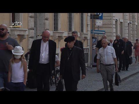 Visites ad limina : Les évêques se préparent pour le synode sur la synodalité
