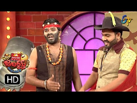 Sudigaali Sudheer Performance Extra Jabardasth 16th November 2018 ETV Telugu