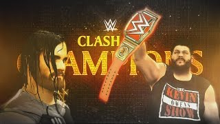 WWE 2K16 Clash of Champions Promo