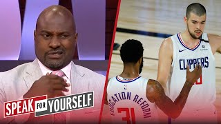 Wiley & Acho talk potential for Clippers' rise or demise, fearing LeBron | NBA | SPEAK FOR YOURSELF
