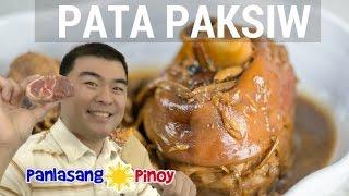 Pata Paksiw Recipe | Kholo.pk