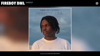 Fireboy DML   Energy (Audio)