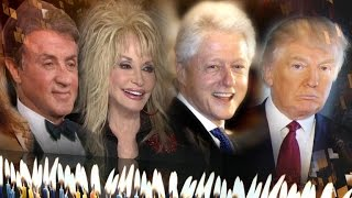 Sly Stallone, Cher, Dolly Parton and More Celebs Turning 70 This Year