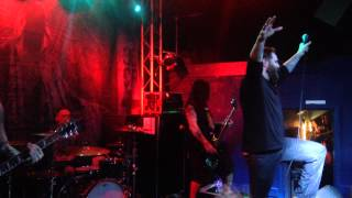 36 Crazyfists Slit Wrist Theory Live Newcastle Academy 2 11/2/15