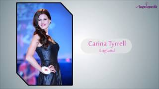 Miss World 2014 Top 10 Favourites by Angelopedia