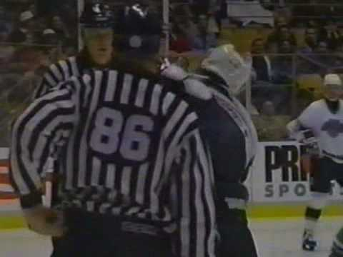 Rick Tocchet vs. David Karpa