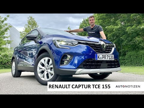Renault Captur TCe155 2020: Kompaktes SUV im Review, Test, Fahrbericht