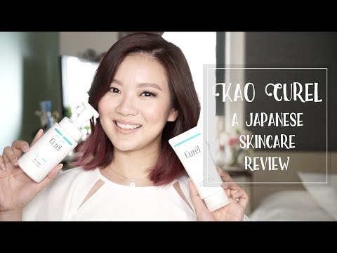 First Impressions and Review: Curel Japanese Skincare for Dry Skin