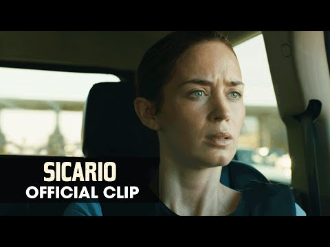 Sicario (Clip 'Bridge')