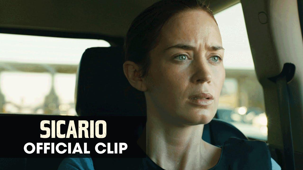 Trailer för Sicario