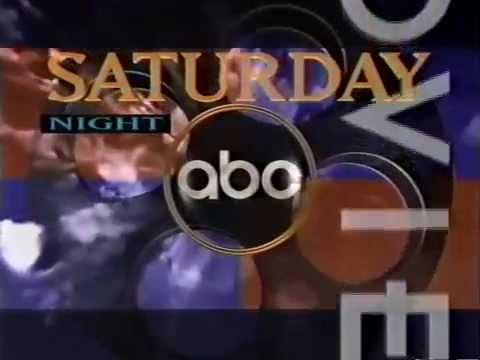 1994 ABC Saturday Night Movie Commercial Bumper