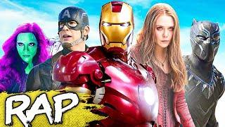 The Marvel Cinematic Universe Rap Up | #NerdOut