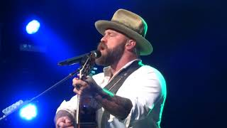 Jolene - Zac Brown Band September 30, 2018