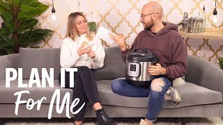 How to Ask for Cash as a Wedding Gift: Plan It For Me Episode 4