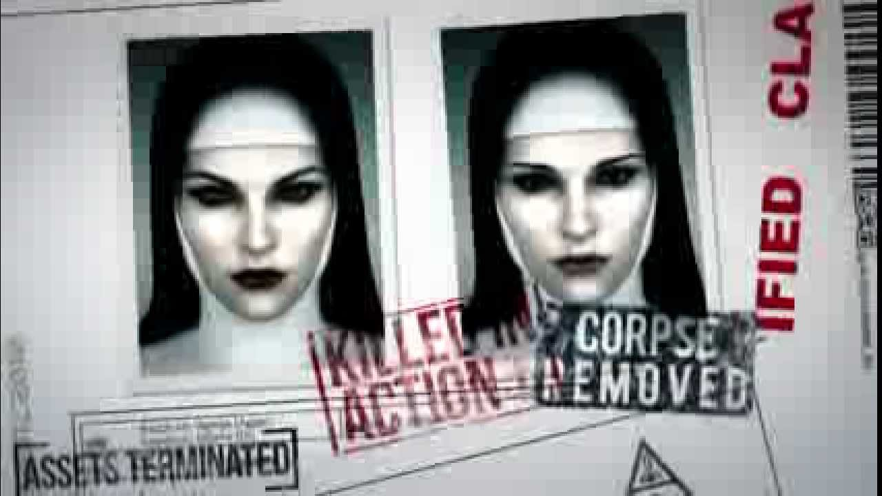 Even Hitman: Absolution's Characters Think Killer Fetish Nuns Are Inappropriate