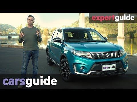 Suzuki Vitara 2019 review: Turbo Allgrip