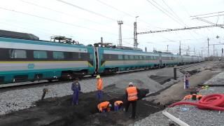 EJ 680.002 Pendolino jako vlak SC 505 SC Pendolino