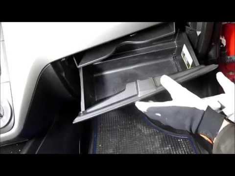 Fiat Grande Punto Cabin Filter Replacement