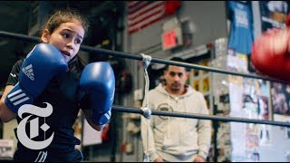 Girl Boxer: A 10-Year-Old Breaking Barriers | Op-Docs | The New York Times