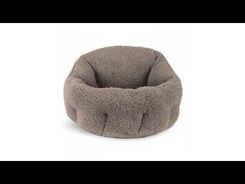 Best Friends OrthoComfort Deep Dish Cuddler - Self-Warming Cat and Dog Bed Cus...