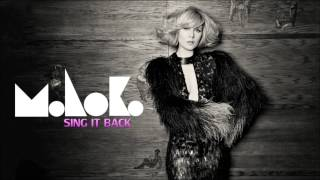 Moloko - Sing It Back [Karaoke / Instrumental]