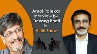 Bollywood Best Movie Actor Amol Palekar Interview With Devang Bhatt