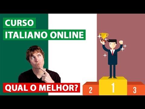 Curso Italiano Online Analise de Cursos: Qual o Melhor ❓