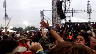 Josh Abbott Band - Hangin' Around(Chilifest 2015)