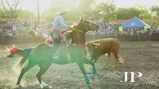 Jaripeo Mata Caballos En San Carlos Rancho El Carmen vs Rancho  Laguna Seca